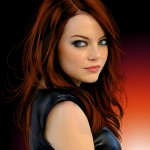 emma stone unseen hot photo gallery find out emma stone personal ...  Emma Stone