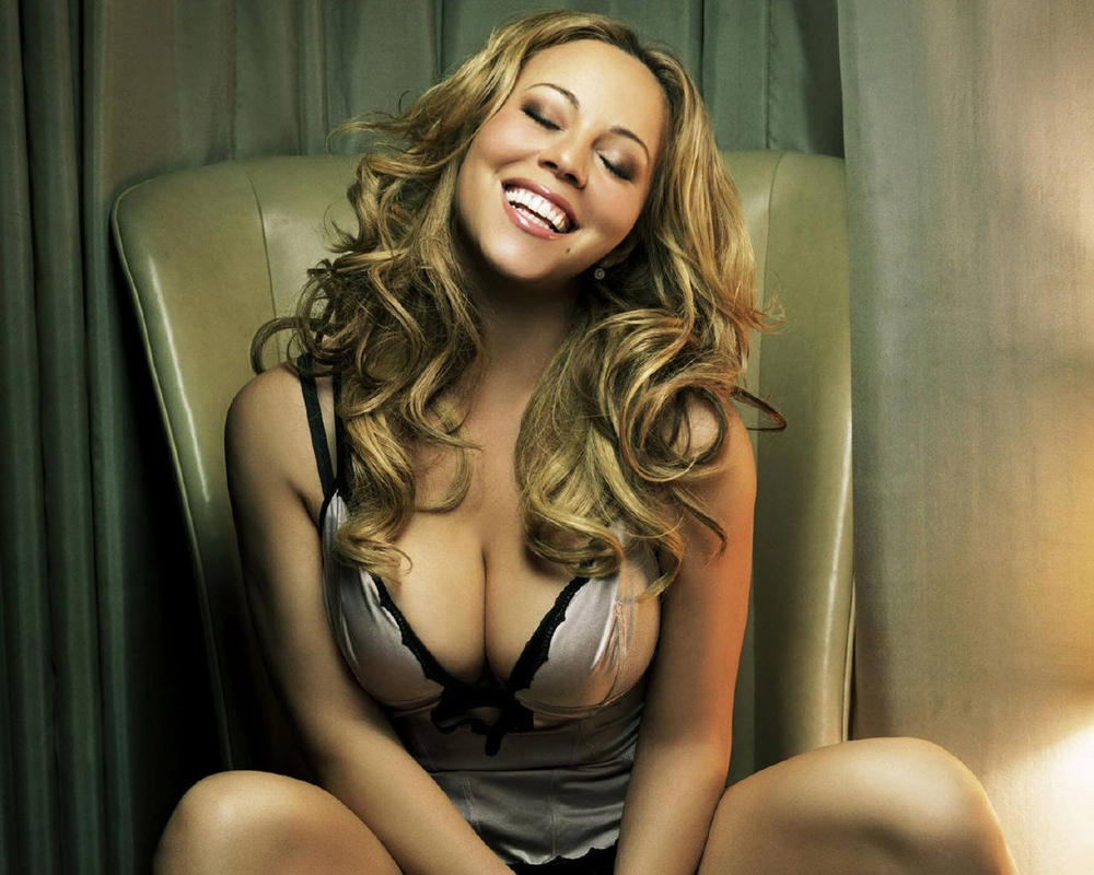 Mariah Carey Weight Height Body Measurement Bra Size