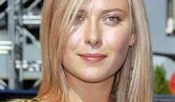 maria sharapova haircut 3