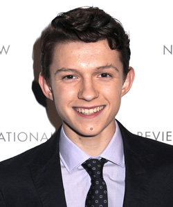 File photos of Tom Holland