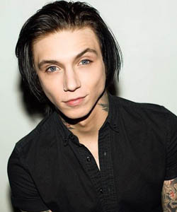 Andy-biersack profile