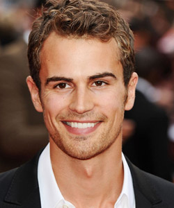 Theo James profile